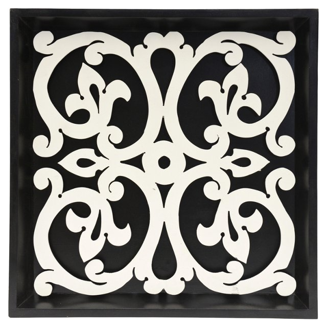 Black & White Wall Art I