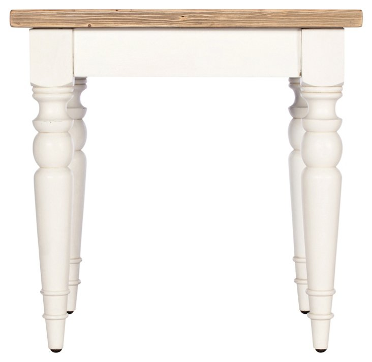 discontinued Side Table