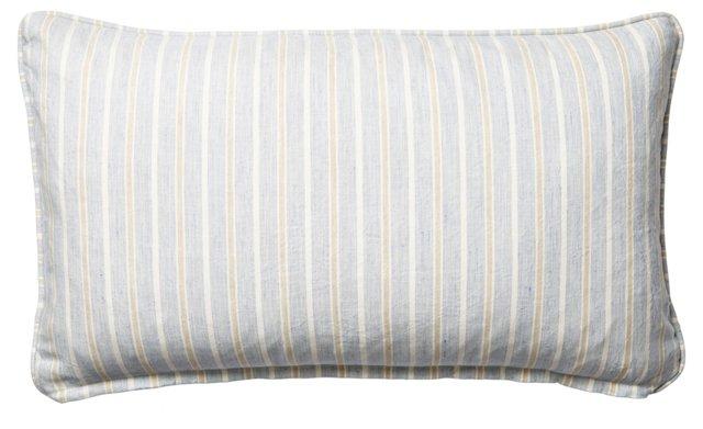 Freeport 12x20 Pillow, Blue