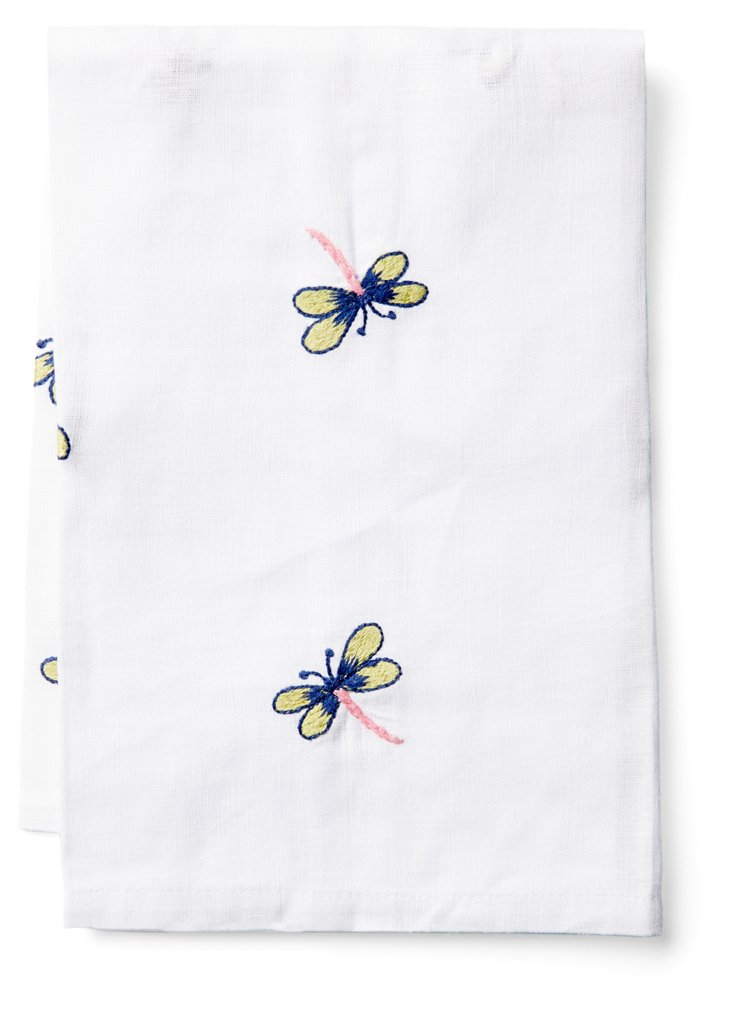 Firefly Tip Towel, Green