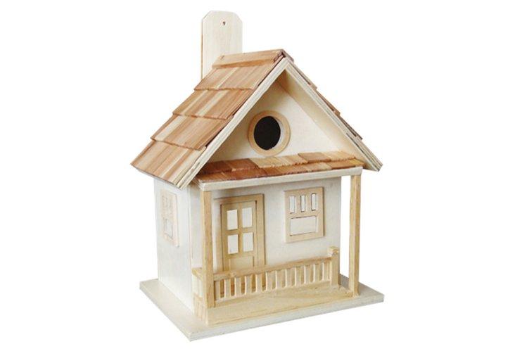 Little Cabin Birdhouse