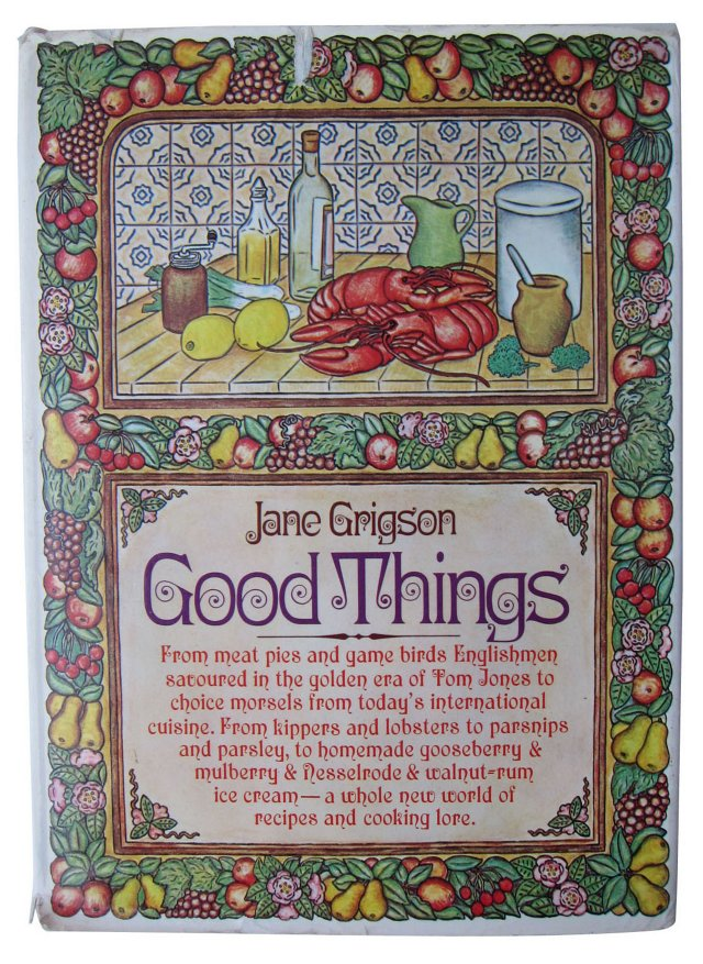 Jane Grigson, Good Things