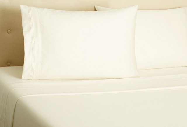 Valentino Sheet Set, Ivory