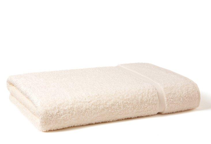 Countess Bath Sheet, Ivory