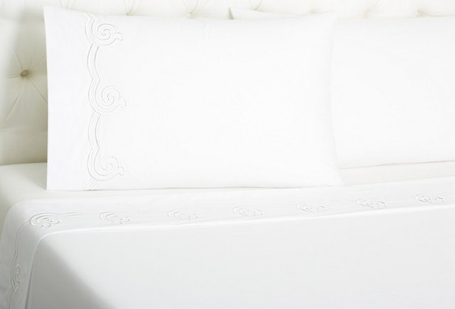 Serenity Sheet Set, White