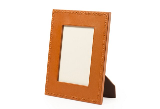 Leather Frame, 5x7