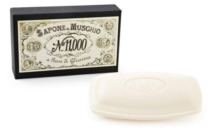 Sapone al Muschio Soap