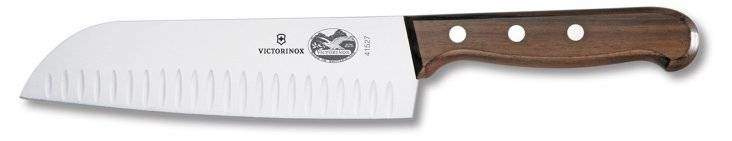 Santoku Knife w/ Rosewood Handle