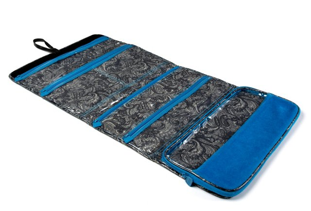 Hanging Traveler Organizer, Blue