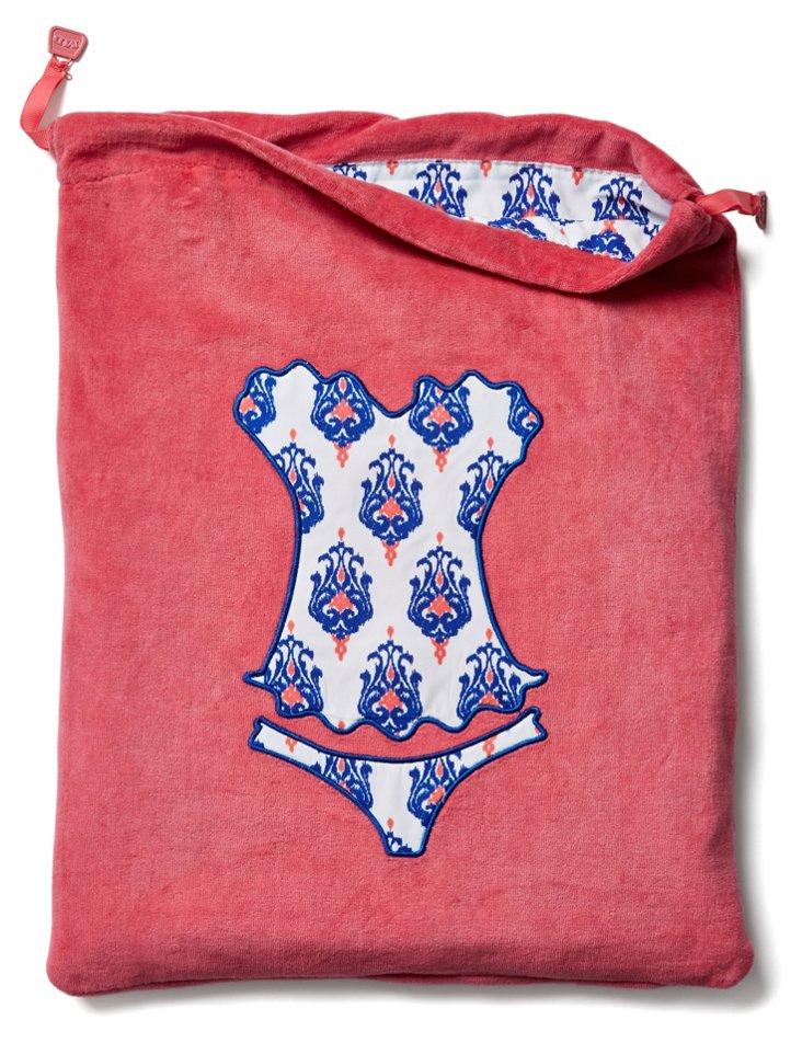 Lingerie Bag, Pink