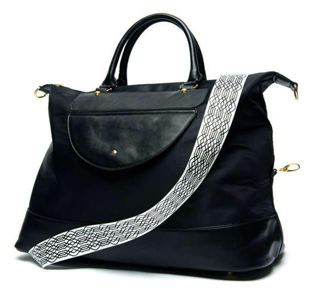 JetSetter Weekend Bag, Black