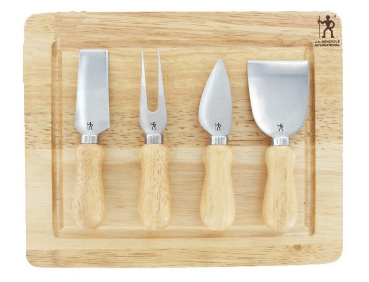 5-Pc Cheese Set