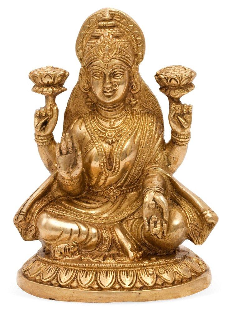 Sitting Lakshmi
