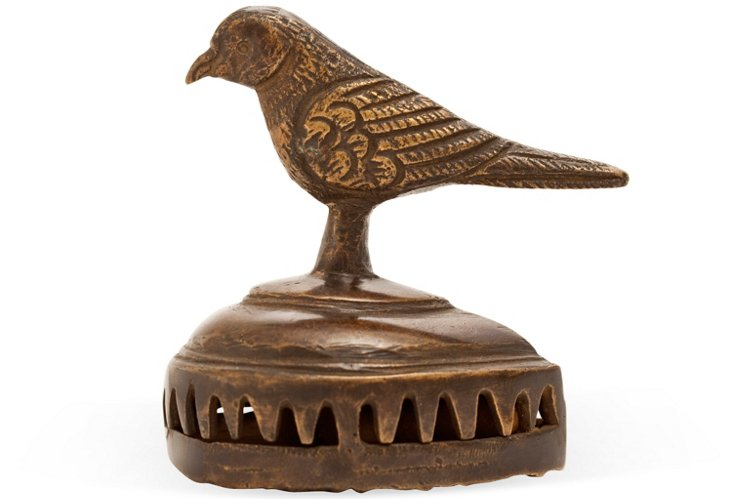 Brass Oiseau Objet