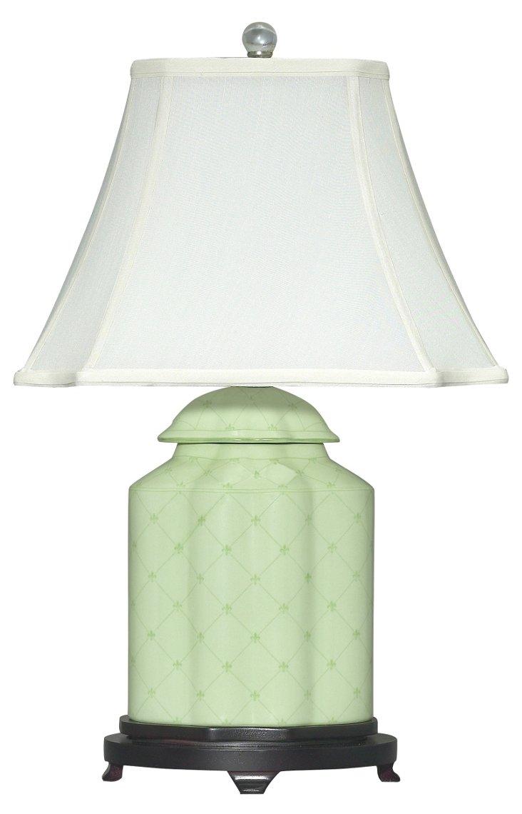 Adalphe Lamp, Green