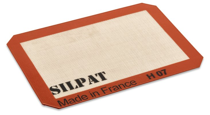 S/2 Silpat Petite Baking Liners