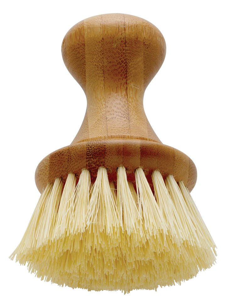 S/2 Eco Clean Vegetable Brushes