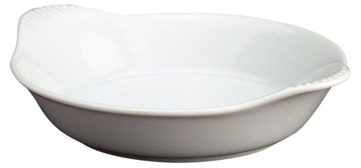 S/4 Round Au Gratin Dishes