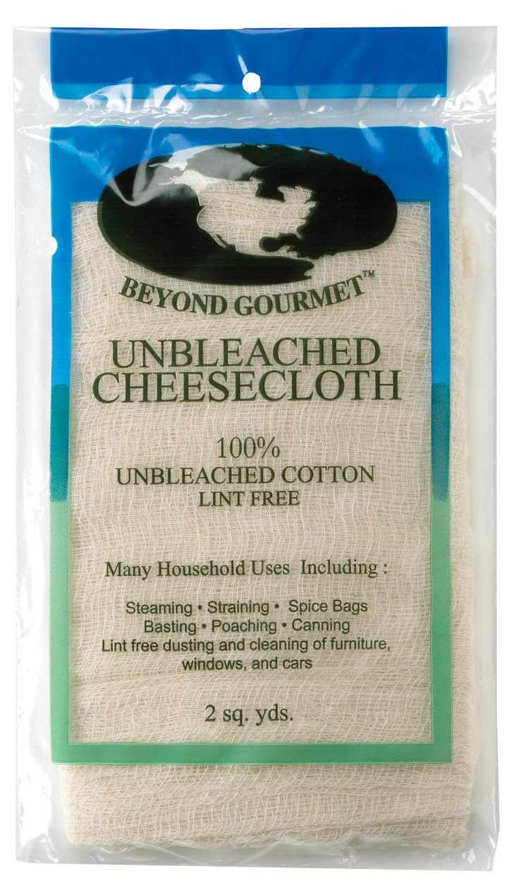 S/4 Unbleached Cheesecloths