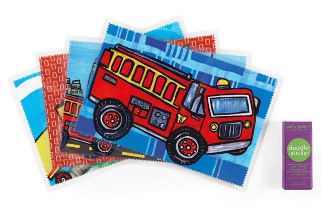 Truck Mat Set