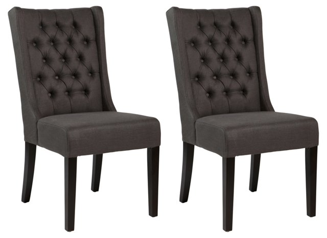 Owens Dining Chair, Pair
