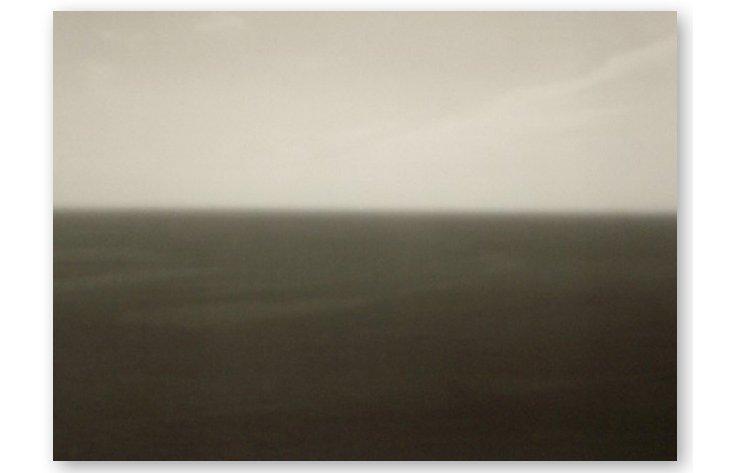 Sugimoto, #368 Black Sea,  Oakbayir 1991
