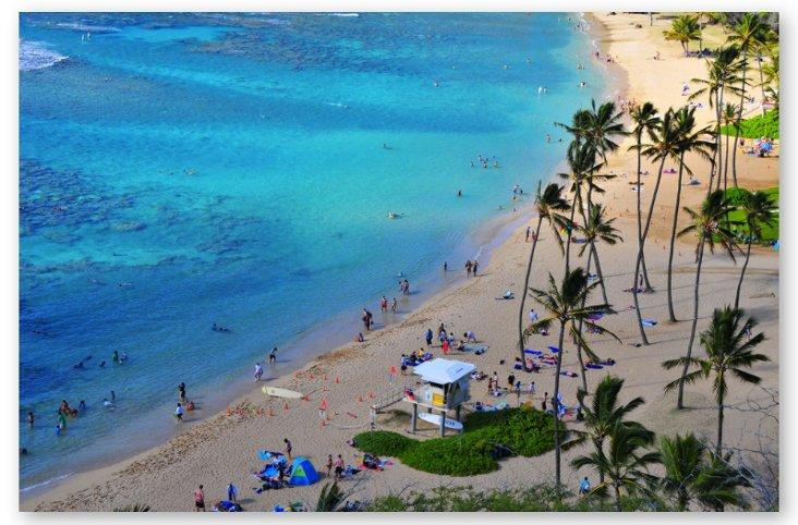 Richard Silver, Hawaii Beach 2