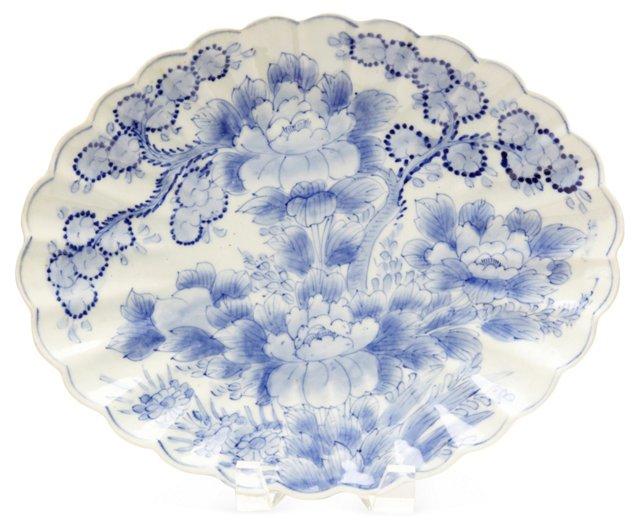 Antique Arita Platter