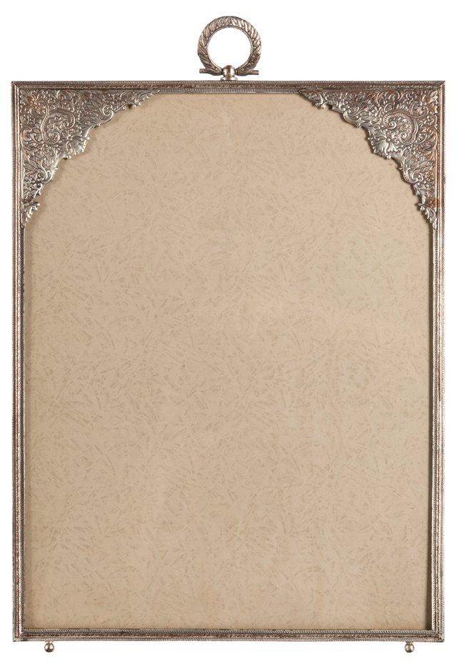 Silver Photo Frame I
