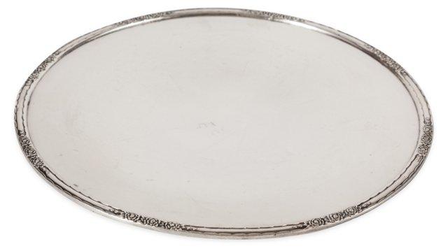Silverplate Centerpiece Bowl