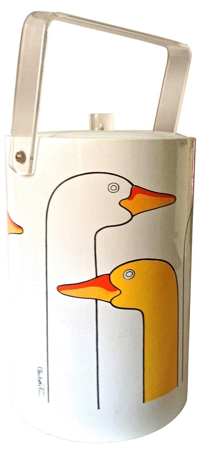 Duck Ice Bucket