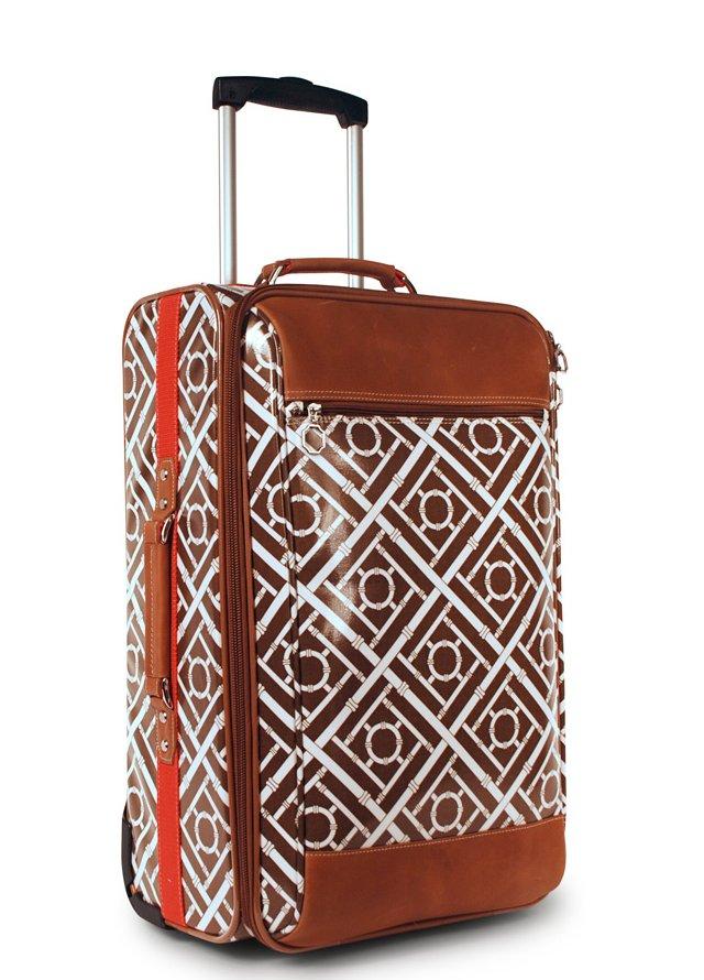 Roller Suitcase, Sunset Little Harbor