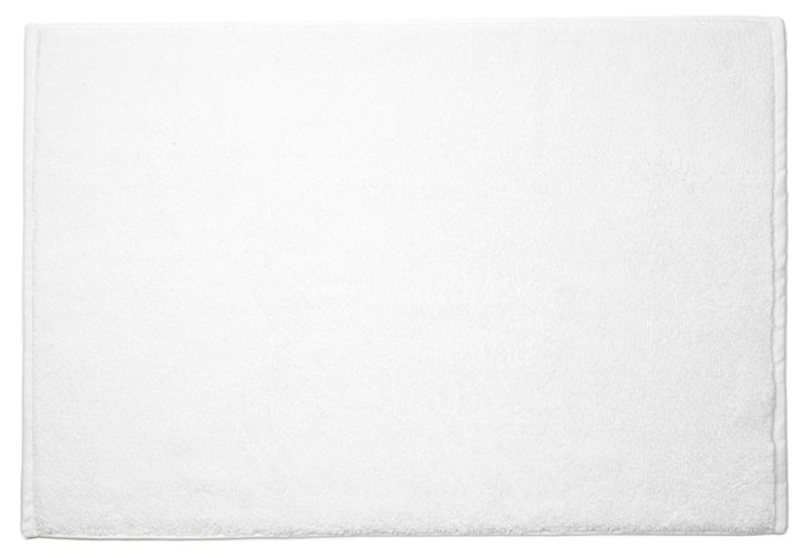 The Finest Rug, White