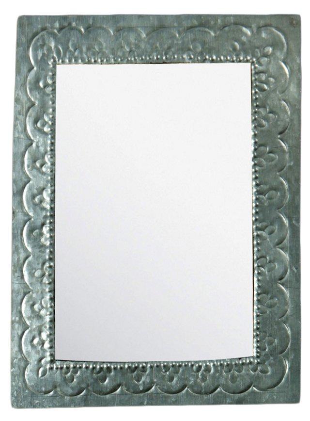 Athens Mirror, Tin