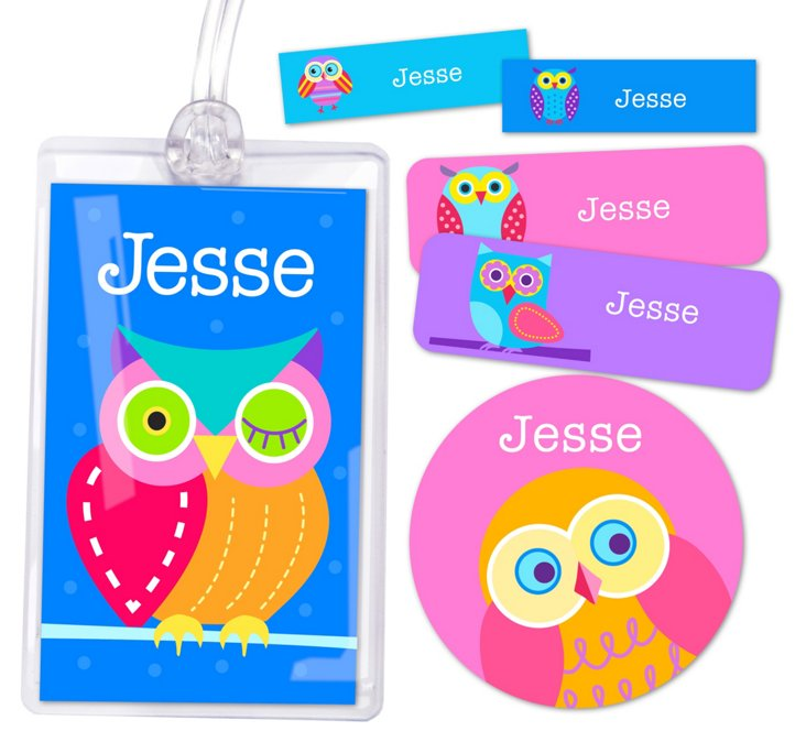Camping Trip Personalized Camp Kit