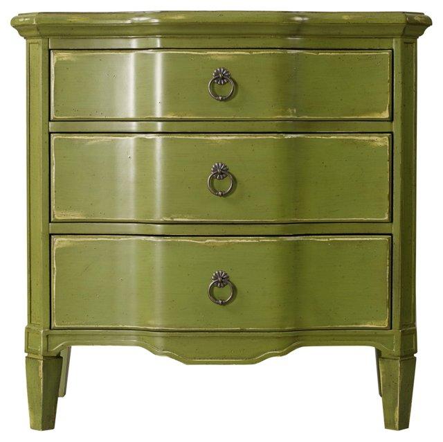 """Leigh 32"""" Dresser, Green"""