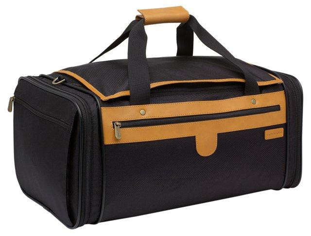 "20"" Club Bag Duffel Carry-On, Black"