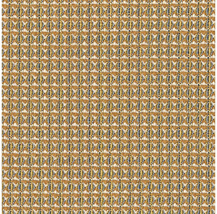 Abacus Fabric, Willow