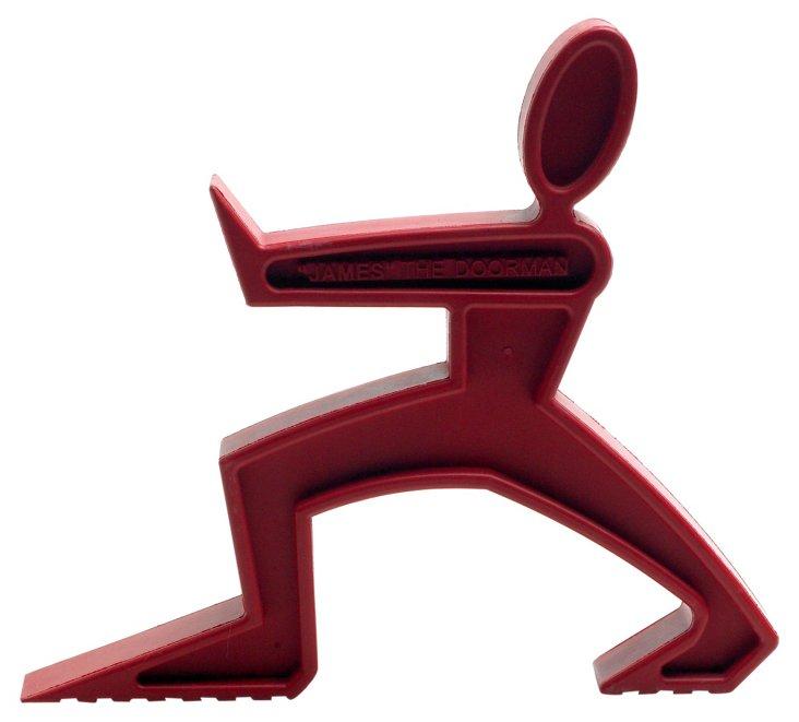 James the Doorman, Red