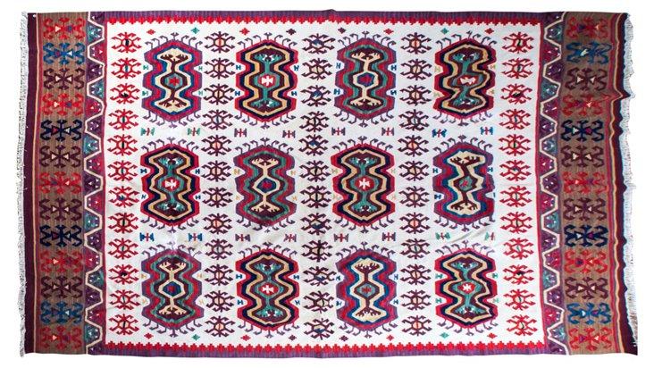Kilim Carpet, 8' x 10'