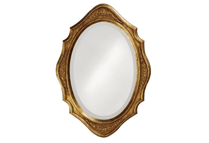 Trafalga Mirror, Gold