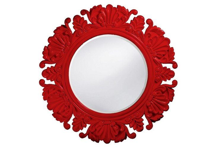 Anita Mirror, Red