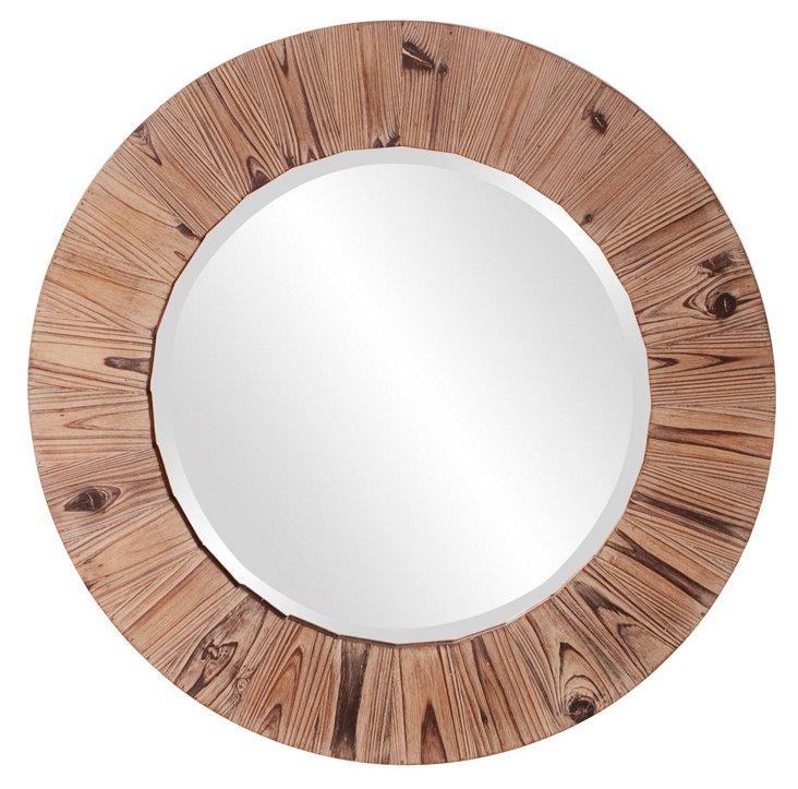 Kirby Wood Mirror