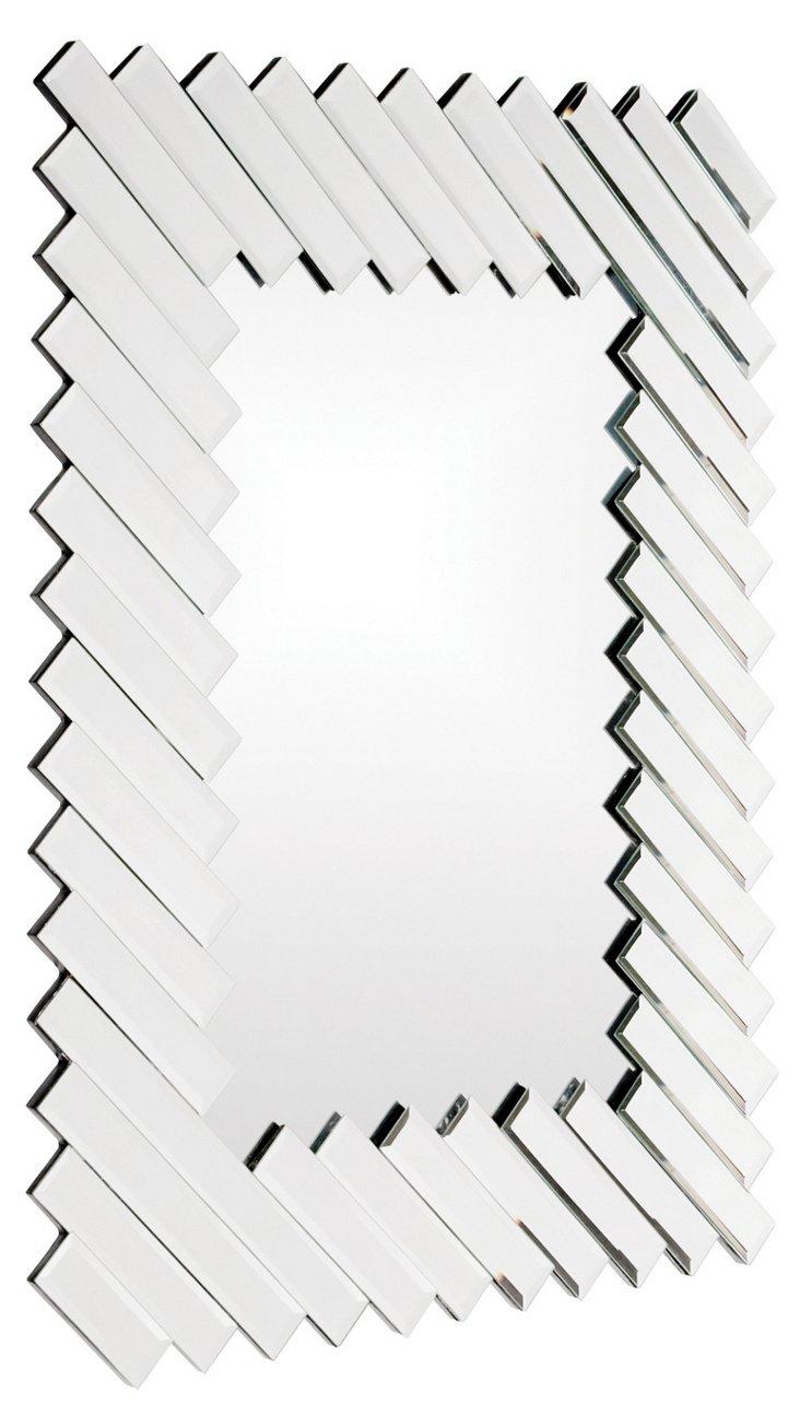 Gentry  Contemporary Mirror