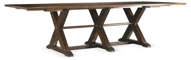 "Vineyard Haven 92-116"" Extension Dining Table"