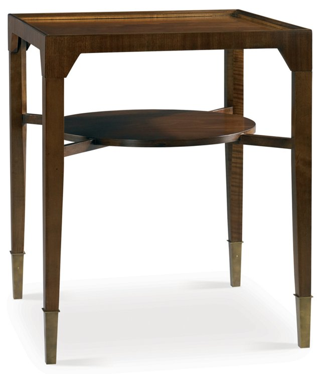 Stratos Square Side Table