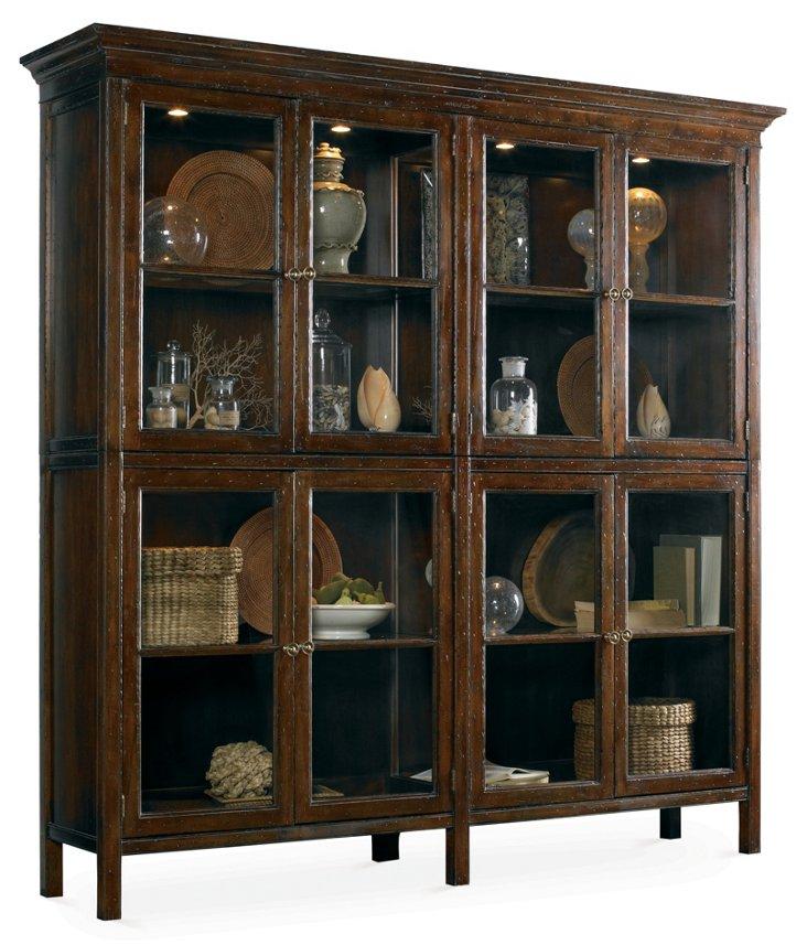 Vineyard Haven Display Cabinet