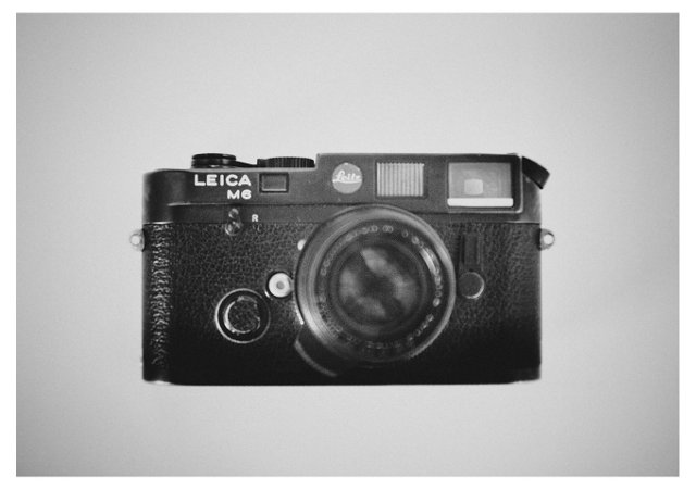 Patrick Cline, Leica