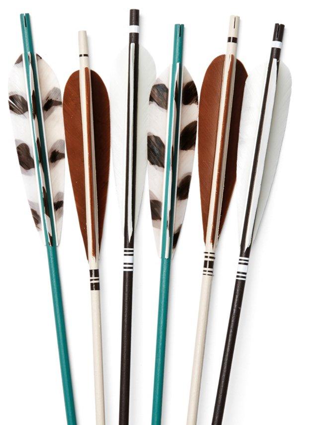 "28"" Sagebrush Arrows, Asst. of 6"