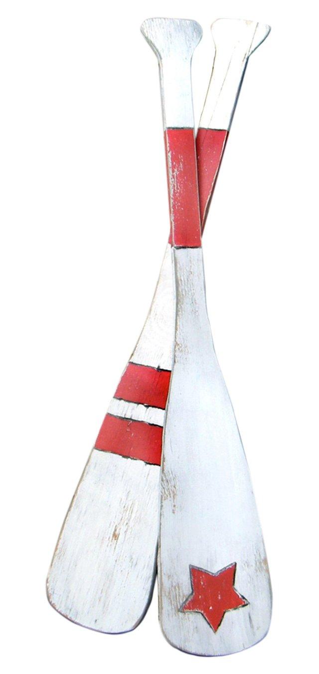 Oar Star & Stripe Assortment, Red